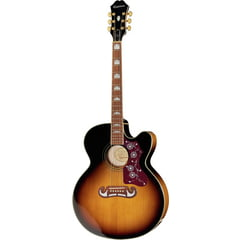 Buy a Guitar - Epiphone J-200 EC Studio VS