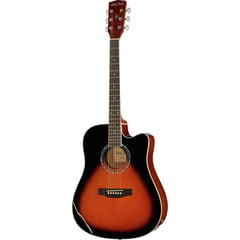 Buy a Guitar - Harley Benton D-120CE VS