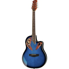 Buy a Guitar - Harley Benton HBO-850 Blue