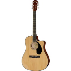 Buy a Guitar - Fender CD-60SCE Nat WN